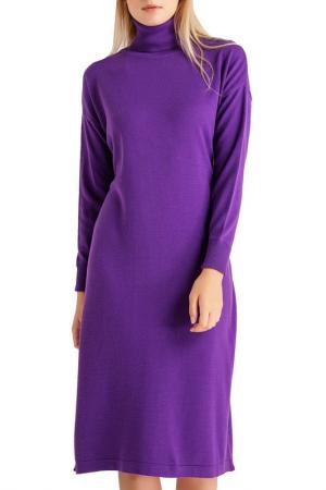 Платье BGN. Цвет: фиолетовый