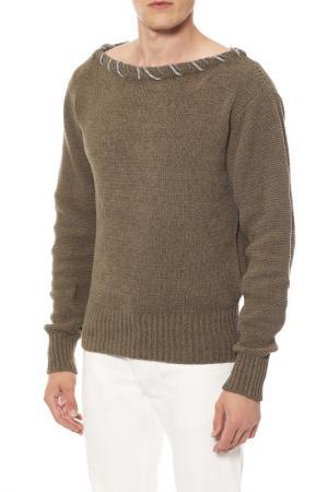Пуловер Bottega Veneta. Цвет: 1400