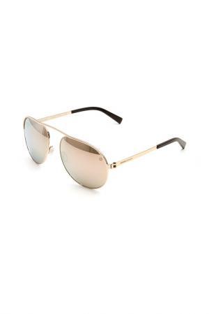 Очки солнцезащитные MOMODESIGN. Цвет: 06 золотистый