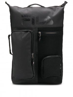 Рюкзак Frosted Fila. Цвет: черный