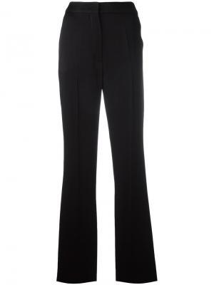 Расклешенные брюки Sportmax. Цвет: черный