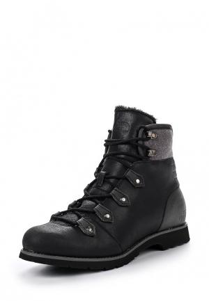 Ботинки The North Face. Цвет: черный