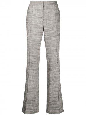 Структурированные брюки Ambition Dorothee Schumacher. Цвет: серый
