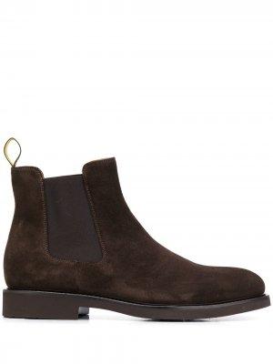 Doucals ботинки челси Doucal's. Цвет: коричневый