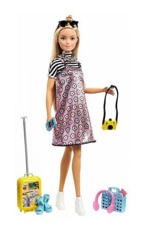 Набор Барби (Путешествие) Barbie. Цвет: бежевый