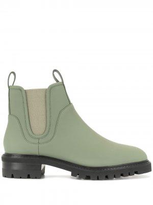 Ботинки Miles Senso. Цвет: зеленый
