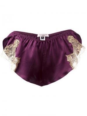 Пижамные шорты Gina Tap Pant Gilda & Pearl. Цвет: красный