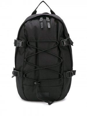 Рюкзак Borys с кулиской спереди Eastpak. Цвет: черный