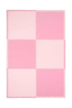 Коврик-пазл FUNKIDS. Цвет: розовый