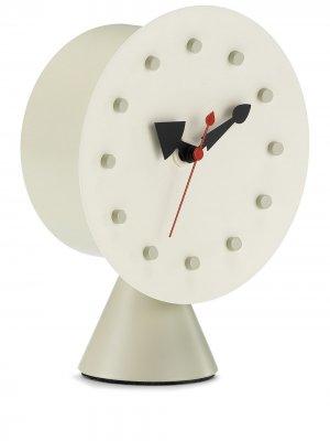 Настольные часы (17 см) Vitra. Цвет: серый