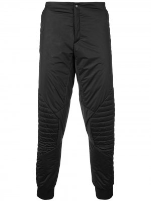 THE IN Insulated trousers Mammut. Цвет: черный