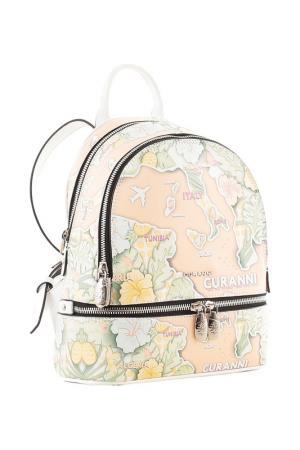 Рюкзак CURANNI. Цвет: розовый
