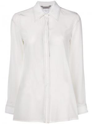 Рубашка Sartorial Sportmax. Цвет: белый