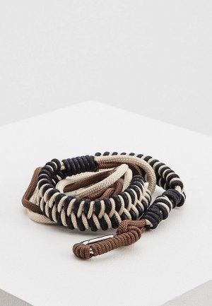 Пояс Max&Co. Цвет: коричневый