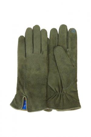 Перчатки Dali Exclusive. Цвет: хаки
