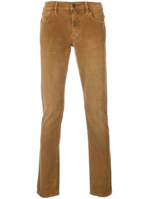 Blake corduroy jeans Hudson. Цвет: коричневый