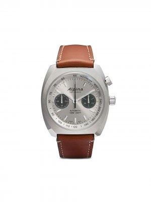 Наручные часы Startimer Heritage Pilot Alpina. Цвет: белый-grey