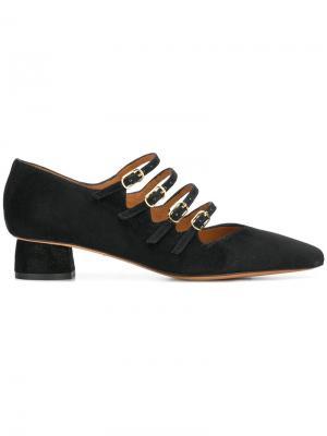 Туфли-лодочки Sister Chie Mihara. Цвет: черный