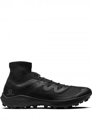 Высокие кроссовки Cross Salomon S/Lab. Цвет: черный