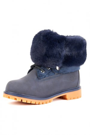 Ботинки VITA RICCA. Цвет: синий