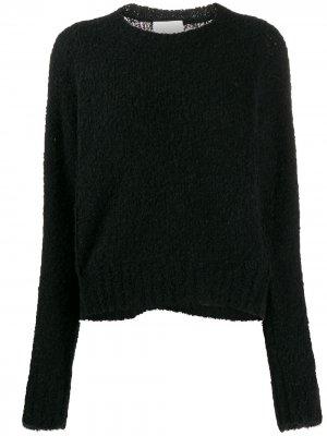Джемпер с длинными рукавами 3.1 Phillip Lim. Цвет: черный