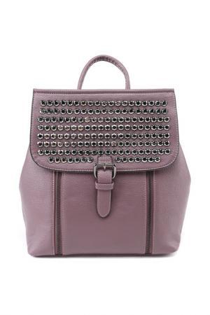 Рюкзак BARCELO BIAGI. Цвет: пурпурно-розовый
