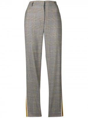 Gingham stripe trousers Quelle2. Цвет: серый