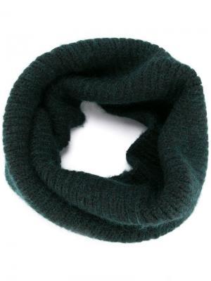 Neck warmer Wooyoungmi. Цвет: зеленый