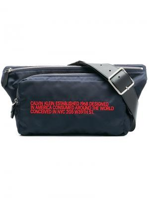 f2ba2b53cdfd Женские сумки на пояс Calvin Klein купить в интернет-магазине ...