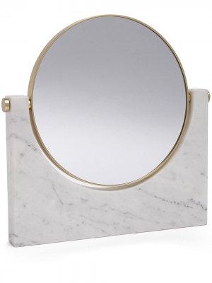 Зеркало Pepe Menu. Цвет: белый