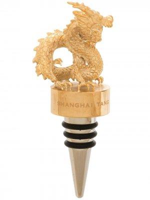 Винная пробка Shanghai Tang. Цвет: золотистый