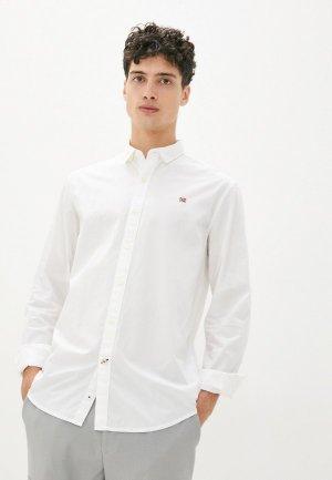 Рубашка Napapijri. Цвет: белый