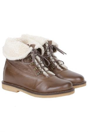 Ботинки Alessandro. Цвет: серый