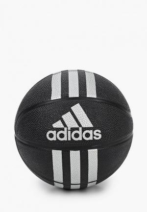 Мяч баскетбольный adidas. Цвет: черный