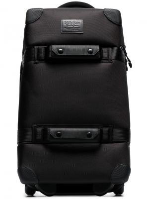 Black wheelie holdall bag Burton Ak. Цвет: черный