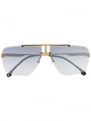 Солнцезащитные очки Navigator Carrera. Цвет: золотистый