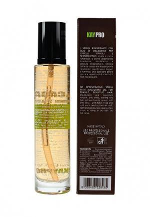 Сыворотка для волос KayPro. Цвет: прозрачный