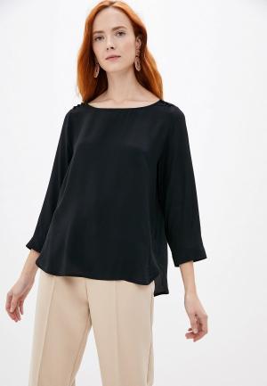 Блуза Gap. Цвет: черный