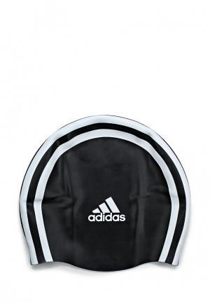 Шапочка для плавания adidas Performance. Цвет: разноцветный