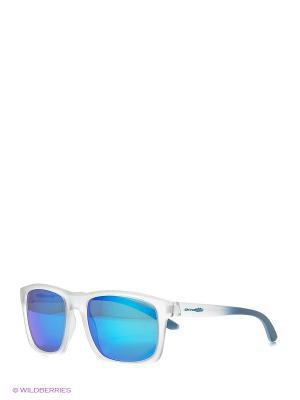 Очки солнцезащитные COMPLEMENTARY ARNETTE. Цвет: белый