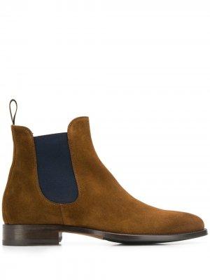 Ботинки челси Scarosso. Цвет: коричневый