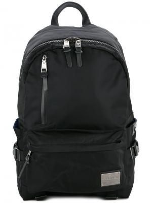 Рюкзак Sierra Fundamental Daypack Makavelic. Цвет: черный