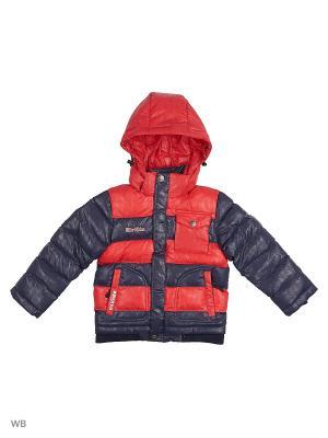 Куртки Arista. Цвет: темно-синий, темно-красный