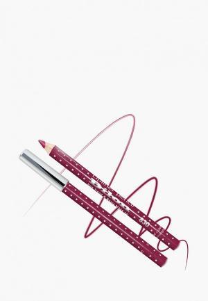 Карандаш для губ Dilon. Цвет: бордовый