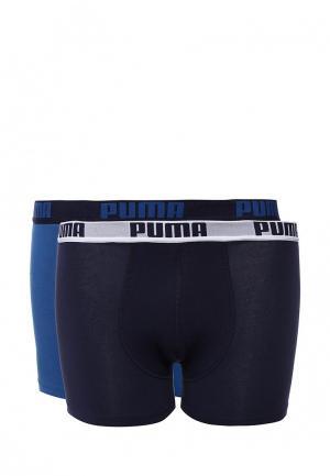 Комплект PUMA. Цвет: синий
