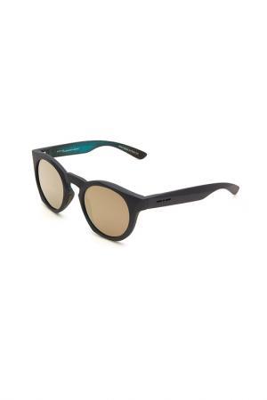 Очки солнцезащитные ITALIA INDEPENDENT. Цвет: 021 bit синий
