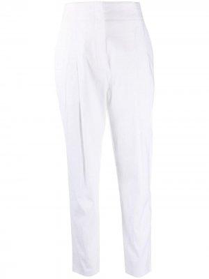 Прямые брюки с завышенной талией A.L.C.. Цвет: белый
