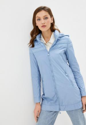 Куртка утепленная Rifle. Цвет: голубой