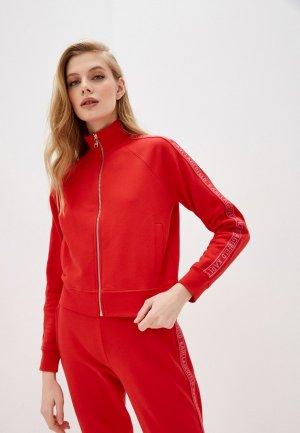 Олимпийка Karl Lagerfeld. Цвет: красный
