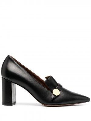 LAutre Chose сапоги на блочном каблуке L'Autre. Цвет: черный
